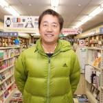 外商に、店売りに走り回る3代目店主の大橋徹太郎さん 【写真をクリックで拡大】