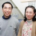 創業者の林さん夫婦 【写真をクリックで拡大】