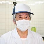 店主の古川明人さん 【写真をクリックで拡大】