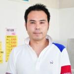 米繁商店4代目予定の大石健太郎さん 【写真をクリックで拡大】