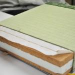 普段うかがい知ることのできない畳の違いについて詳しく教えてもらえる 【写真をクリックで拡大】