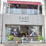 美容室PARYインターナショナルの外観 【写真をクリックで拡大】