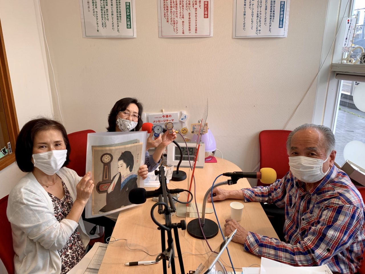 アンティークの魅力 日本古時計保存協会 会長 戸田如彦さん