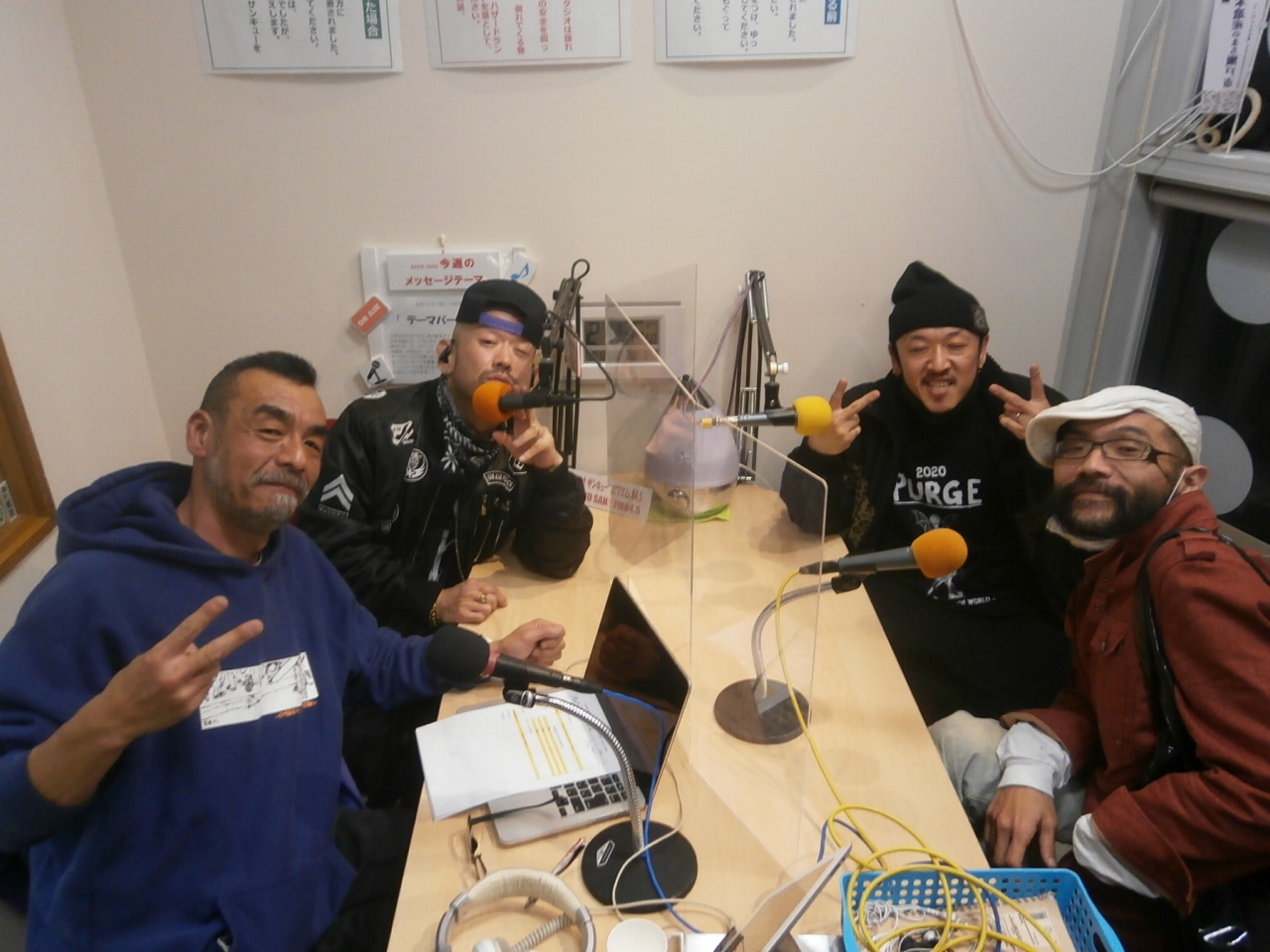 トリプル9 PitbullFighter、Mr.OZ、KingPapa